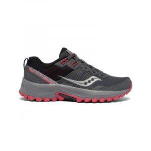 נעלי ריצה סאקוני לנשים Saucony EXCURSION TR14 - שחור/אפור