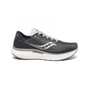 נעלי ריצה סאקוני לנשים Saucony TRIUMPH 18 - שחור/לבן