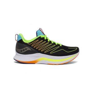 נעלי ריצה סאקוני לגברים Saucony ENDORPHIN SHIFT - צבעוני/שחור