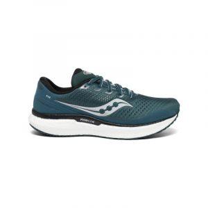 נעלי ריצה סאקוני לגברים Saucony TRIUMPH 18 - ירוק