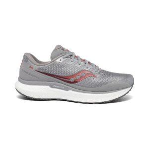 נעלי ריצה סאקוני לגברים Saucony TRIUMPH 18 - אפור