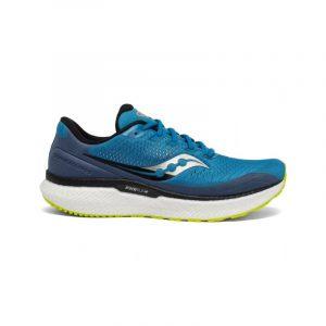 נעלי ריצה סאקוני לגברים Saucony TRIUMPH 18 - כחול