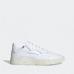 נעלי סניקרס אדידס לגברים Adidas Originals Sc Premiere Clean Classics - לבן