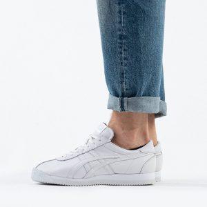נעלי סניקרס אסיקס טייגר לגברים Asics Tiger Tiger Corsair - לבן