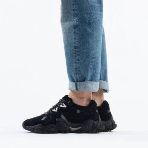 נעלי סניקרס קטרפילר לגברים Caterpillar Vapor - שחור