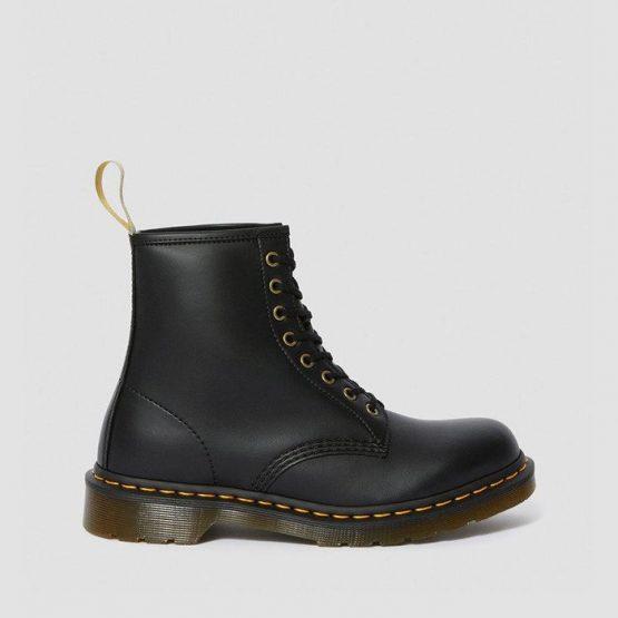 נעליים דר מרטינס  לגברים DR Martens Vegan 1460 Felix Rub Off - שחור