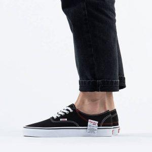 נעליים ואנס לגברים Vans Authentic Hc DIY - שחור