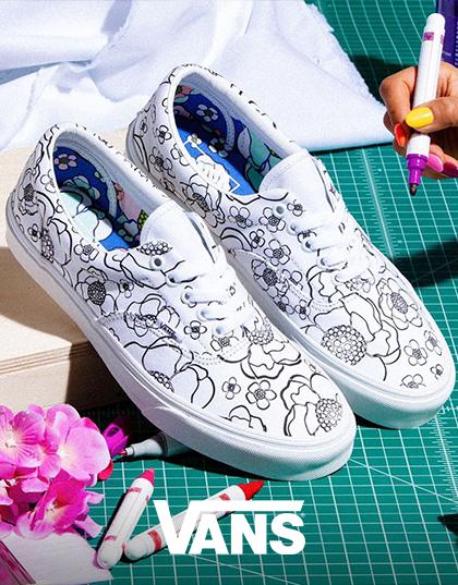 נעלי ואנס לנשים במבצע על דגמים חדשים