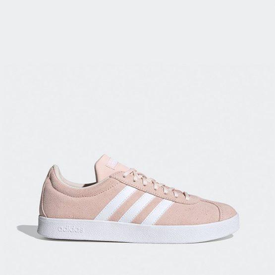 נעליים אדידס לנשים Adidas Originals Vl Court 2.0 - ורוד בהיר