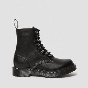 נעליים דר מרטינס  לנשים DR Martens 1460 Pascal Virgina - שחור