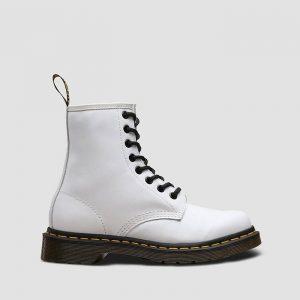 נעליים דר מרטינס  לנשים DR Martens 1460 - לבן