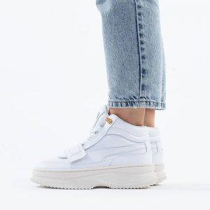 נעליים פומה לנשים PUMA Deva Boot - לבן