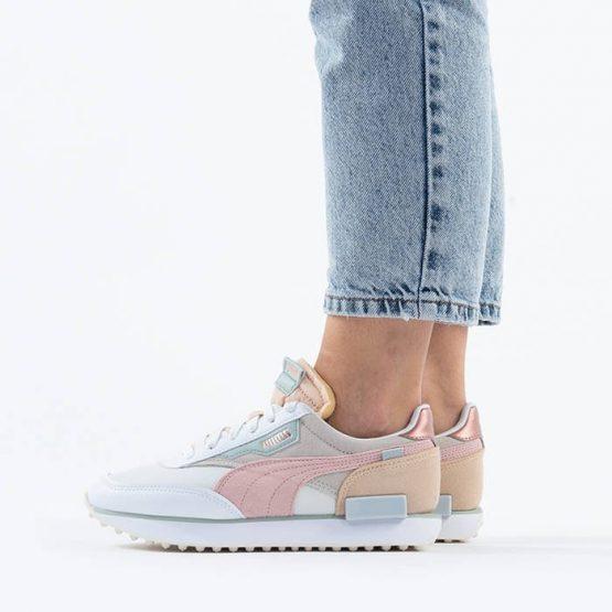 נעליים פומה לנשים PUMA Future Rider Soft Metal - צבעוני בהיר