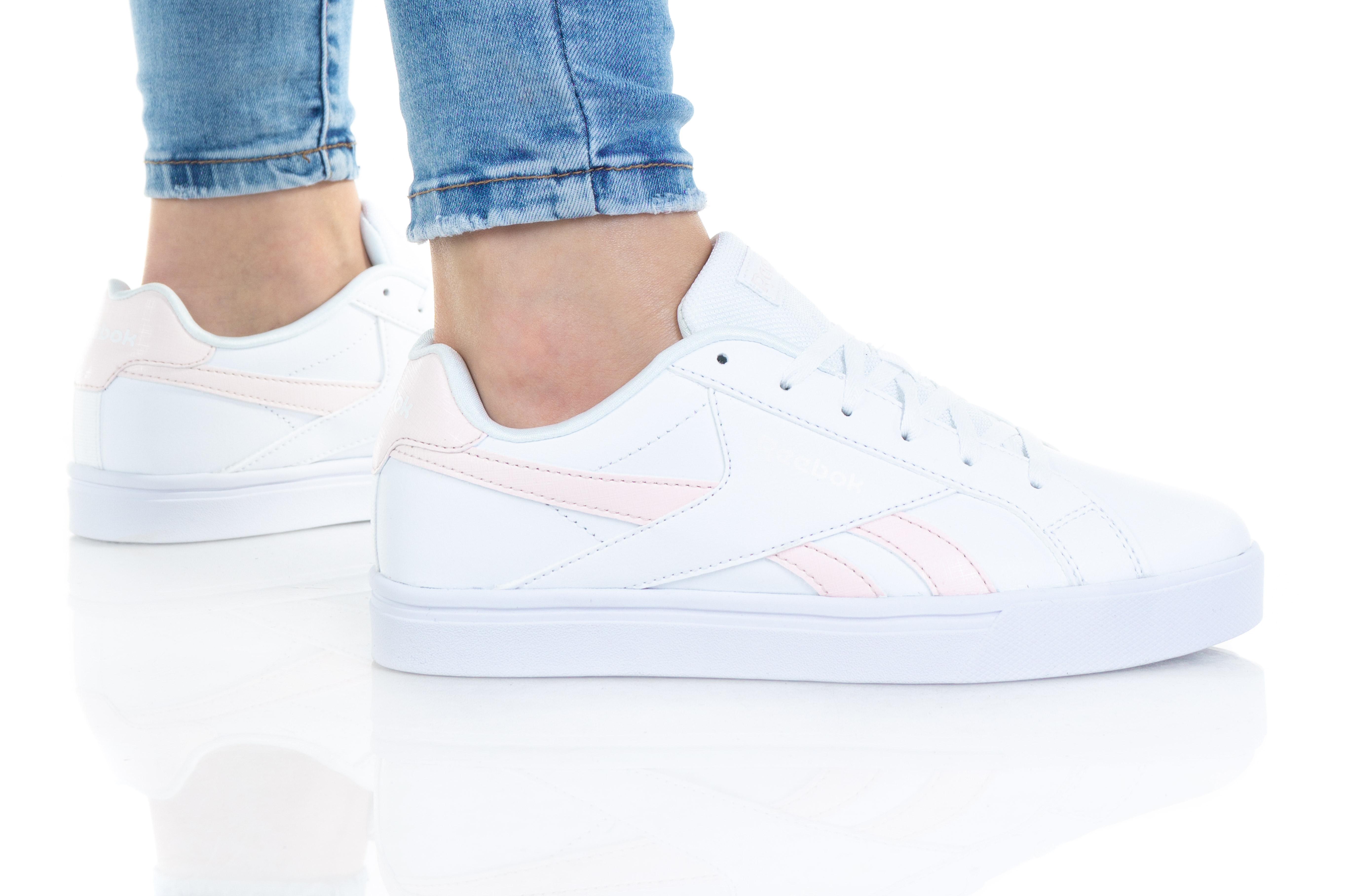 נעליים ריבוק לנשים Reebok ROYAL COMPLETE - לבן