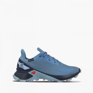 נעליים סלומון לנשים Salomon Alphacross Blast Gore-Tex - כחול
