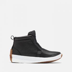 נעליים סורל לנשים Sorel Out N About Plus Mid - שחור