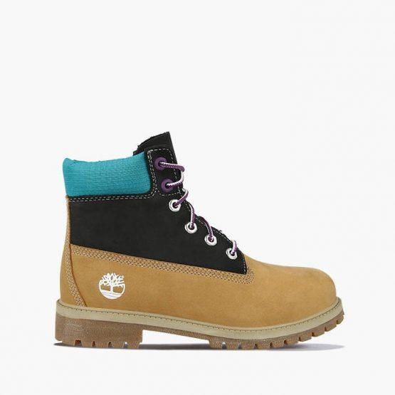 נעליים טימברלנד לנשים Timberland 6IN Prem - חום