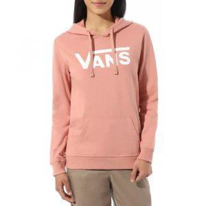 ביגוד ואנס לנשים Vans Classic V II Hood - ורוד