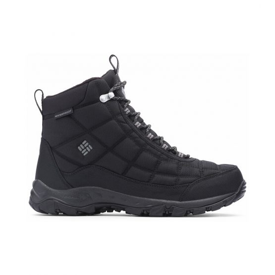 נעליים קולומביה לגברים Columbia FIRECAMP BOOT - שחור
