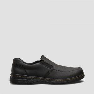 נעלי אלגנט דר מרטינס  לגברים DR Martens Vancouver Slip on - שחור
