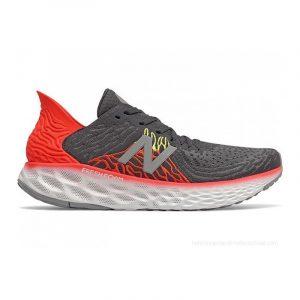 נעלי ריצה ניו באלאנס לגברים New Balance FRESH FOAM 1080V10 - אפור/כתום