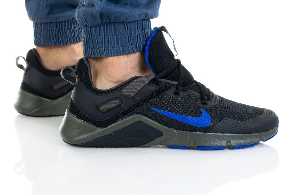 נעלי אימון נייק לגברים Nike LEGEND ESSENTIAL - שחור/כחול