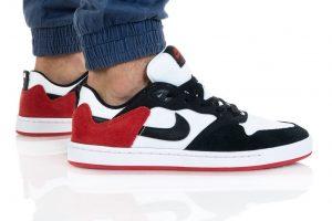 נעליים נייק לגברים Nike SB ALLEYOOP - שחור/אדום
