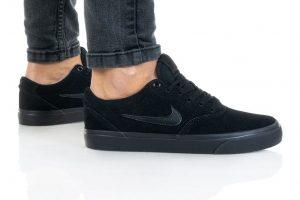 נעלי סניקרס נייק לנשים Nike SB CHARGE - שחור