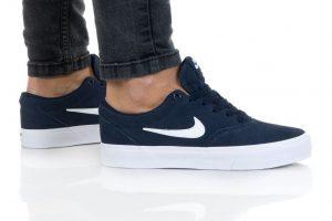 נעלי סניקרס נייק לנשים Nike SB CHARGE - כחול כהה