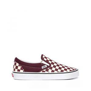נעלי סניקרס ואנס לגברים Vans Classic Slip-On - בורדו