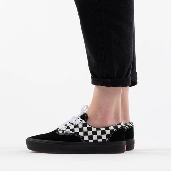 נעליים ואנס לנשים Vans ComfyCush Era - שחור