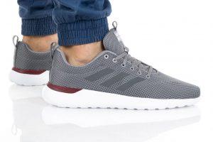 נעלי ריצה אדידס לגברים Adidas LITE RACER CLN - אפור כהה