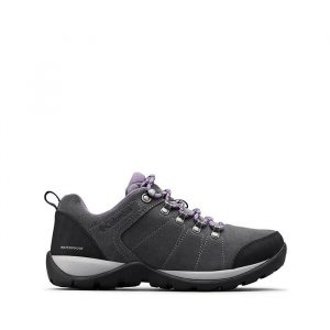 נעלי טיולים קולומביה לנשים Columbia Fire Venture S II WP - אפור