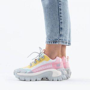 נעליים קטרפילר לנשים Caterpillar Intruder - צבעוני/לבן