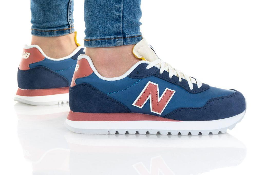 נעלי סניקרס ניו באלאנס לנשים New Balance WL527 - צבעוני