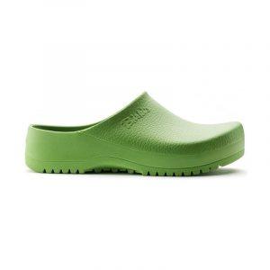כפכפי בירקנשטוק לגברים Birkenstock Super Birki - ירוק בהיר