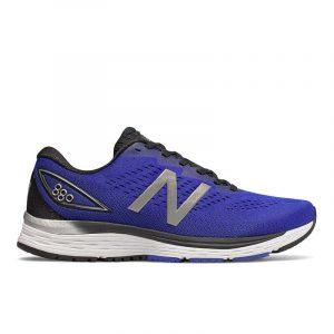 נעלי ריצה ניו באלאנס לגברים New Balance M880 V9 - סגול/כחול