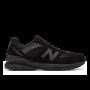 נעלי סניקרס ניו באלאנס לגברים New Balance M990 V5 - שחור מלא