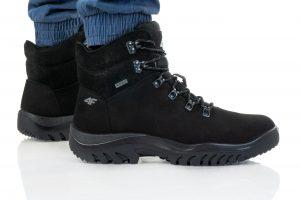 מגפי פור אף לגברים 4F winter boots - שחור