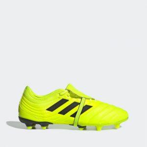 נעלי קטרגל אדידס לגברים Adidas COPA GLORO 19.2 FG - צהוב
