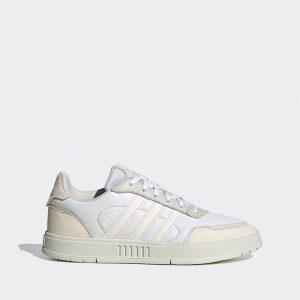 נעלי סניקרס אדידס לגברים Adidas Courtmaster - בז'