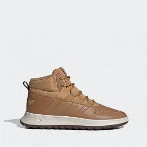 מגפי אדידס לגברים Adidas FUSION STORM WTR - חום בוץ