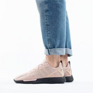 נעלי סניקרס אדידס לגברים Adidas Originals BlockbusterZx 2K Flux - ורוד בהיר