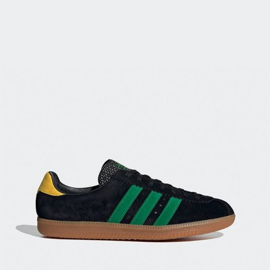 נעלי סניקרס אדידס לגברים Adidas Originals Padiham - שחור
