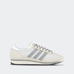 נעלי סניקרס אדידס לגברים Adidas Originals Sl 72 - לבן