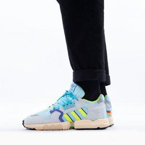 נעליים אדידס לגברים Adidas Originals ZX Torsion - צבעוני בהיר
