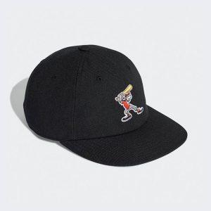 ביגוד אדידס לגברים Adidas Originals x Disney Goofy Cap - שחור