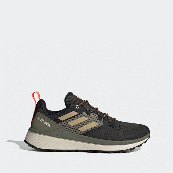 נעלי טיולים אדידס לגברים Adidas Terrex Folgian Hiker - שחור