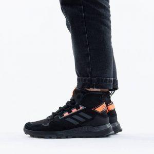 נעליים אדידס לגברים Adidas Terrex Hikster Mid - שחור