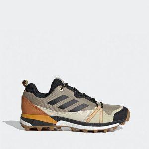 נעלי טיולים אדידס לגברים Adidas Terrex Skychaser Lt - חום